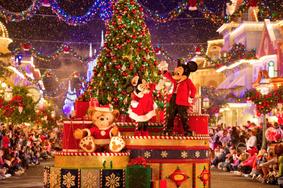 Disney-Christmas-Party