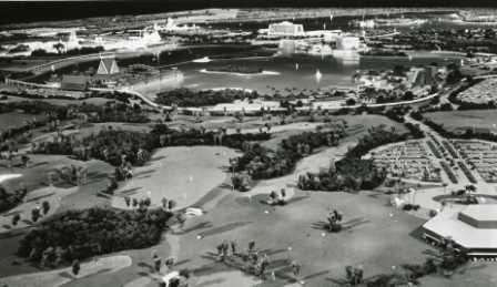 Concepção do Walt Disney World