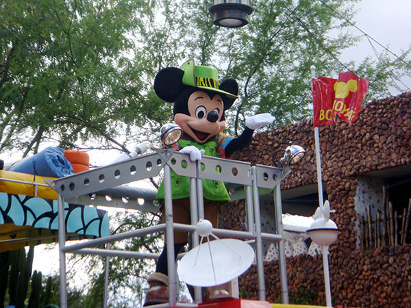 Mickey_Animal Kingdom