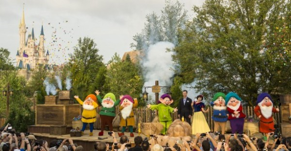 Seven Dwarfs Mine Train_Cerimonia