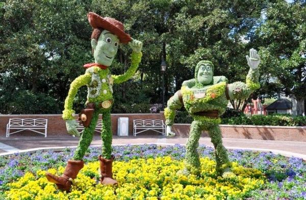 Epcot International Flower and Garden Festival 02