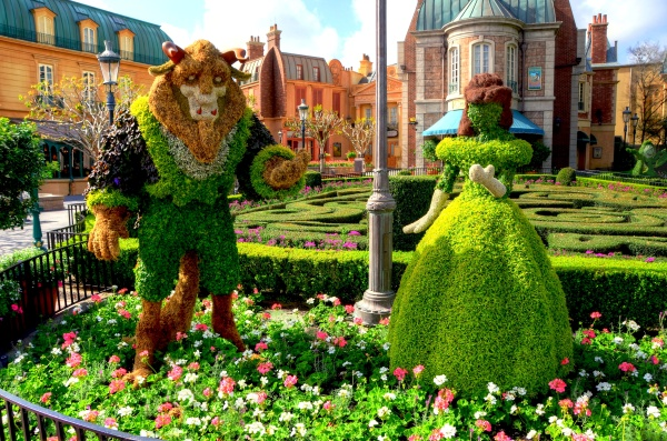 Epcot International Flower and Garden Festival 04