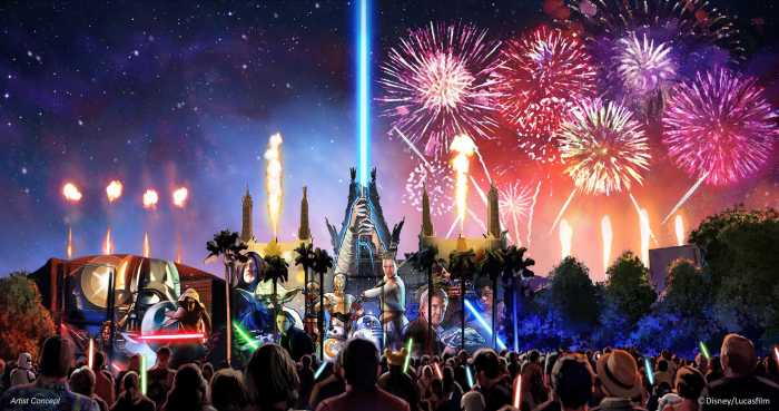 Star Wars- A Galactic Spectacular