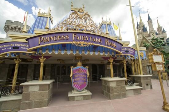 PrincessFairytaleHall