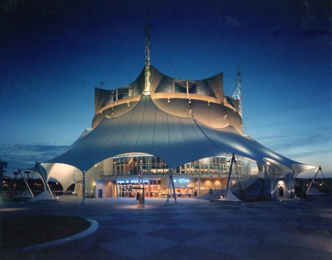 Novo show do Cirque du Soleil em Disney's Spring