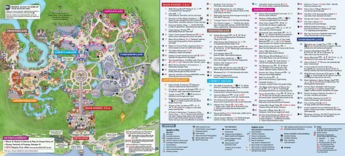 Mapas atualizados