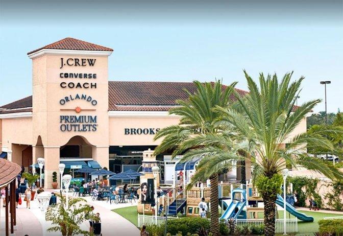 Orlando Vineland Premium Outlets começa a cobrar pelo estacionamento coberto