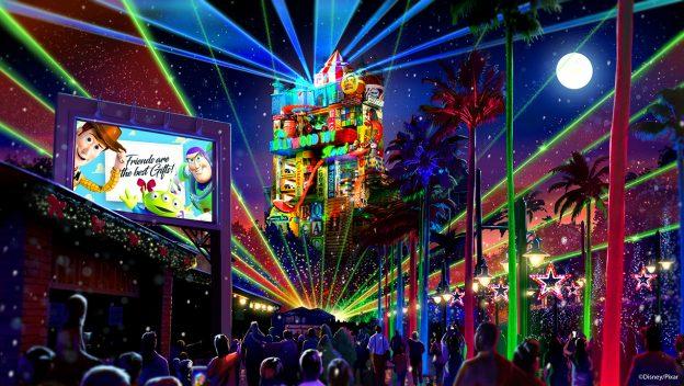 Programação de fim de ano da Disney começa em 8/novembro