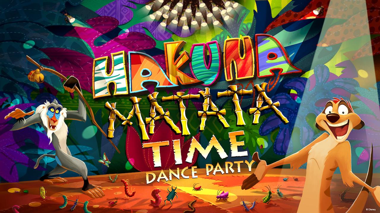 Hakuna Matata Dance Party
