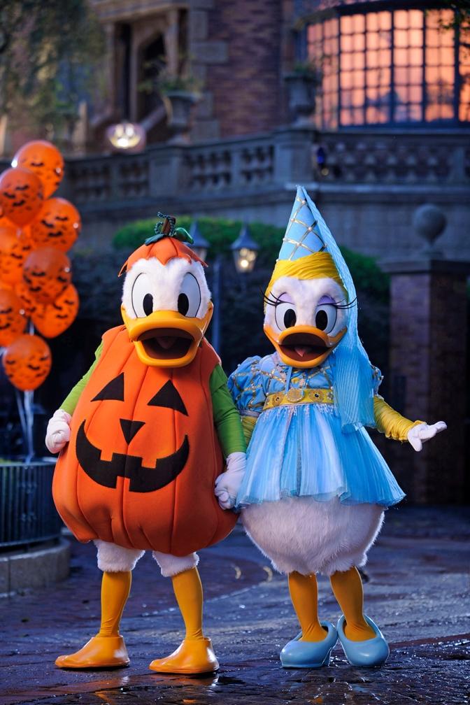 TOP 5 – Você não pode perder isso durante o Mickey's Not-So-Scary Halloween Party