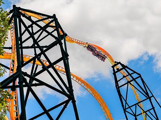 Tigris, a nova montanha russa do Busch Gardens, será inaugurada em 2019