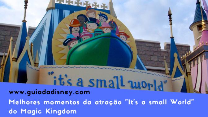 """Conheça a história por trás da atração """"It's a Small World"""""""