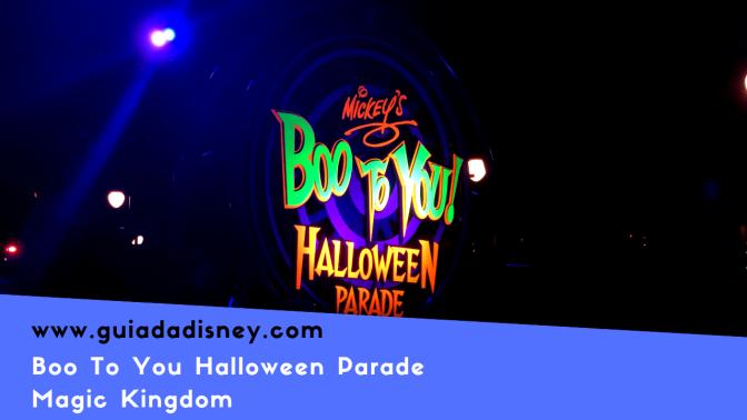 Vídeo – Boo To You Parade 2018