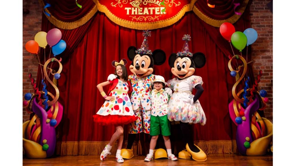 Confira as novidades de Mickey e Minnie