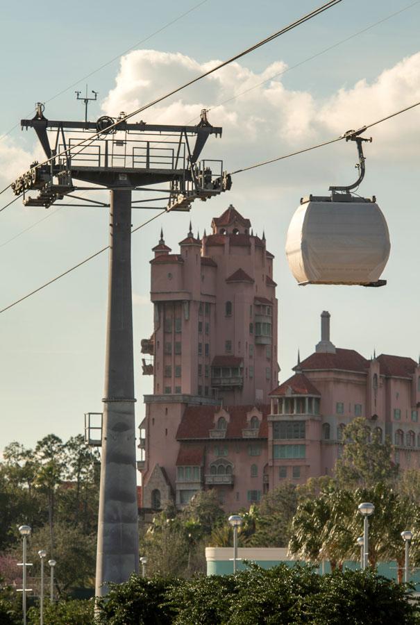 Gondolas Disney